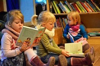 Seit 25 Jahren ist die Stadtbibliothek ein wichtiger Teil Lörrachs