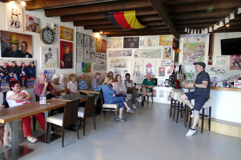 Harrys Farrenstall-Atelier (Tiengen) - Freiburg