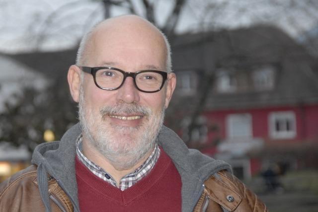 Reinhold Weiligmann ist ehrenamtlicher Bewährungshelfer