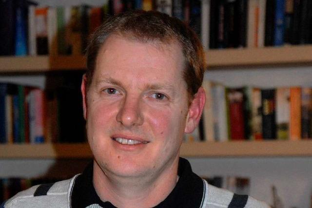 Robert Uhlmann packt bei Freizeiten im Ferienlager mit an