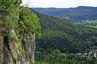 Felsenmeersteig Schwäbische Alb
