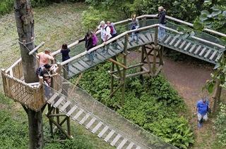 Waldkirch: Naturerlebnispark Stadtrainsee