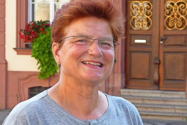 Frauke Brudy will Oberbürgermeisterin werden