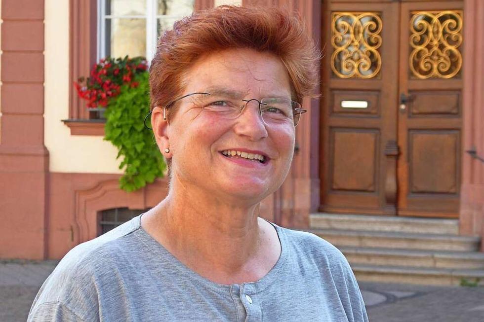 Frauke Brudy will Oberbürgermeisterin werden - Badische Zeitung TICKET