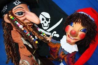 Piraten, Spuk und Feste