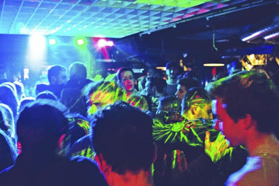 Die 20 besten Partys in Freiburg - Badische Zeitung TICKET