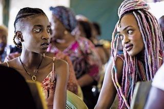 Kenianischer Film Rafiki im Koki