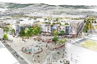Entwurf von Freiburger Architekturbüro gewinnt Wettbewerb für Dietenbach