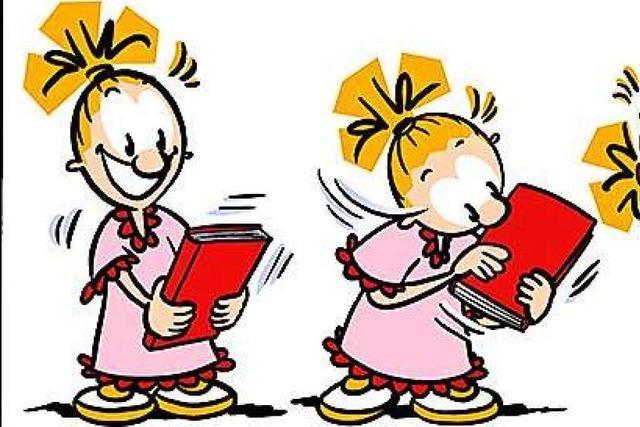 Lucy Backfisch: Seltsames Buch