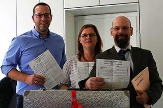 Am Sonntag wählen die Schopfheimer ihren Bürgermeister