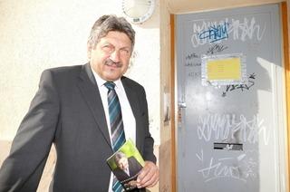 Harscher liegt bei Bürgermeisterwahl in Schopfheim vorne – zweiter Wahlgang am 21. Oktober