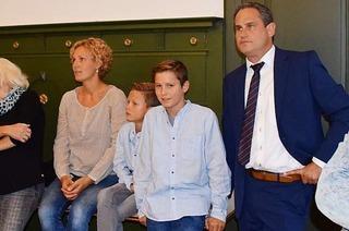 Dirk Harscher liegt in Schopfheim vorne – für viele unerwartet