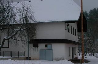 Vereinshalle Hottingen