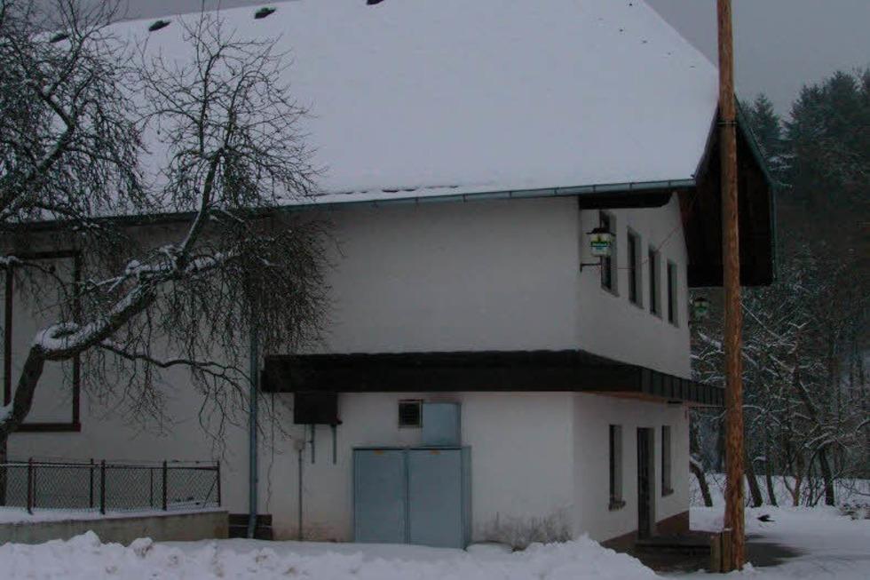 Vereinshalle Hottingen - Rickenbach