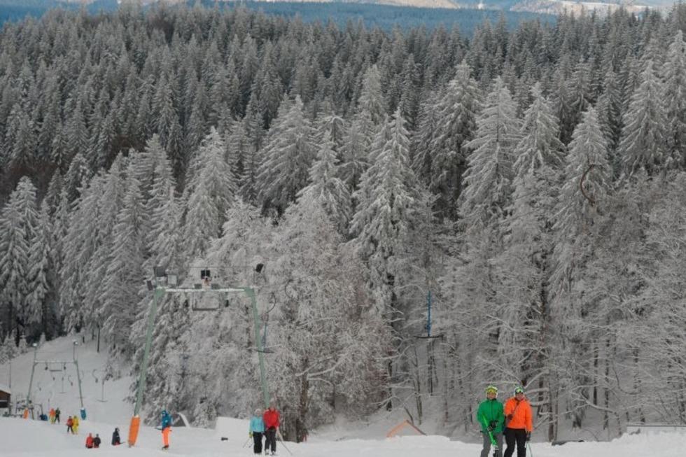Kaibenloch-Skilift - Waldkirch