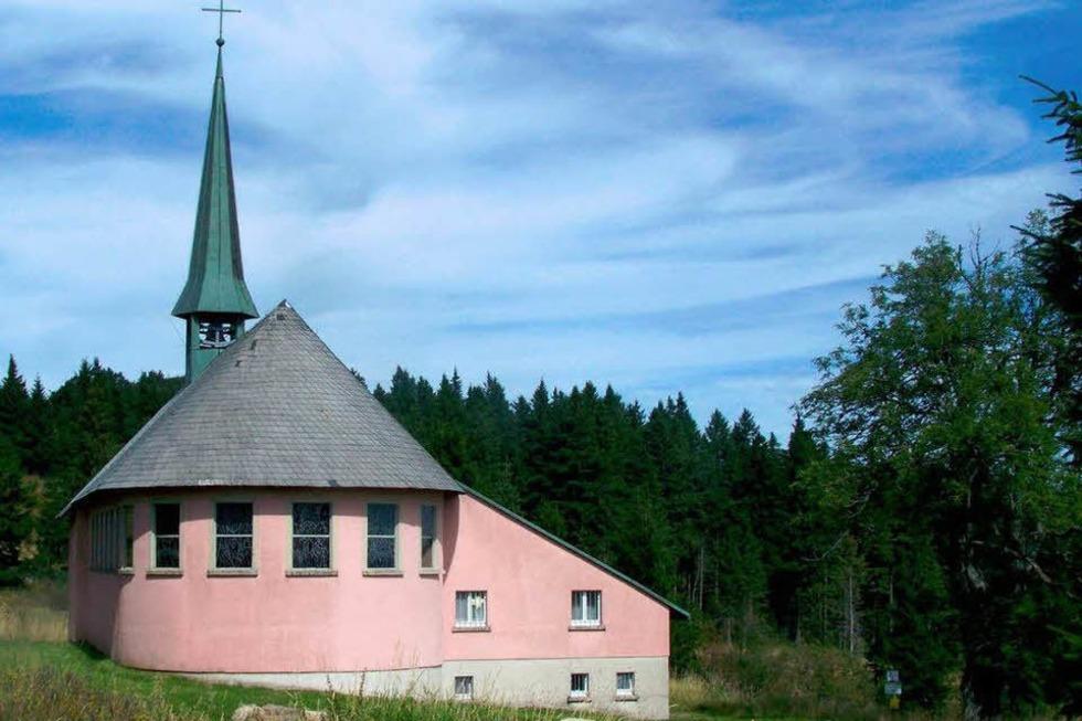 Kandelkapelle St. Pius - Waldkirch