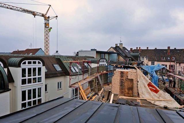 Wie viel Verdichtungs- und Ausbaupotential hat Freiburg wirklich?