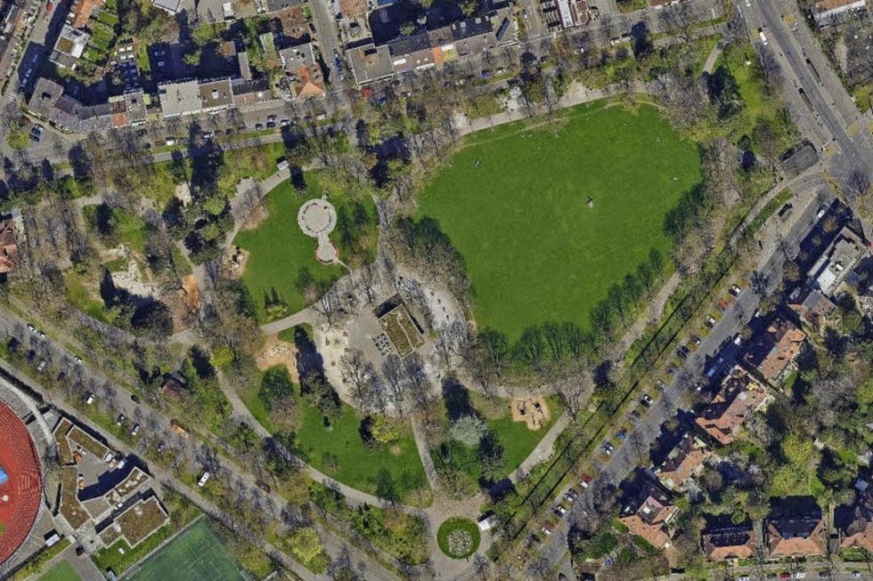 Schützenmattpark - Basel