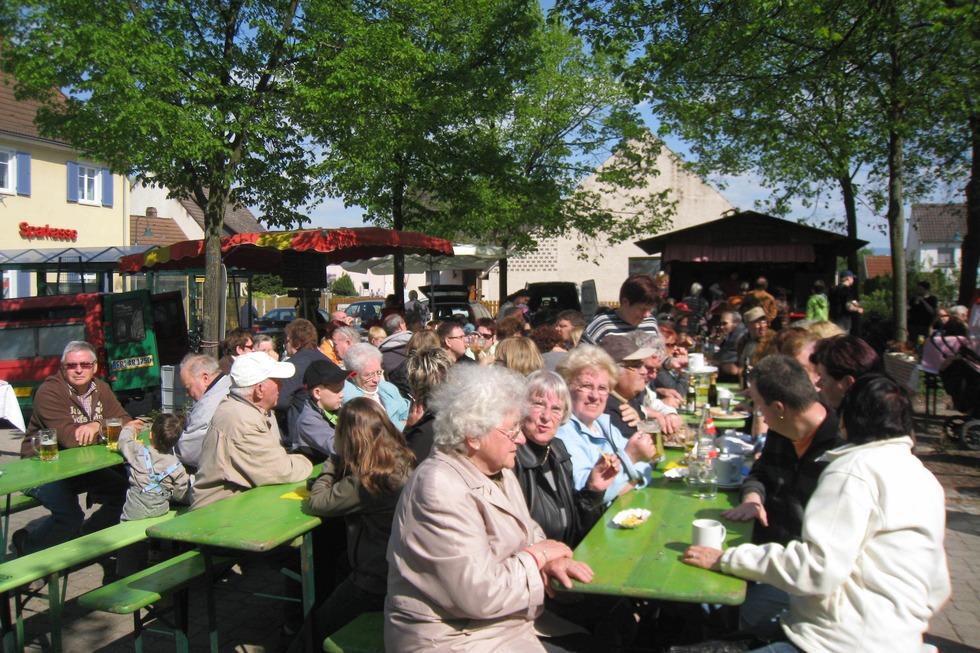 Rathausplatz - Hartheim