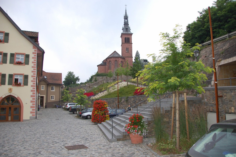 Rathausplatz - Laufenburg (Baden)