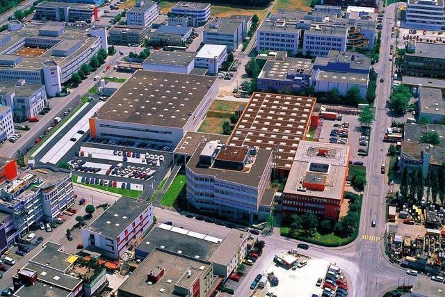 Messtechniker Endress+Hauser baut Standort in Reinach aus