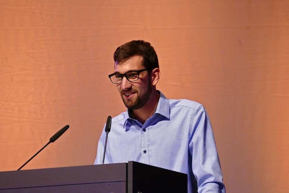 Tobias Isenmann will Oberbürgermeister werden - Badische Zeitung TICKET