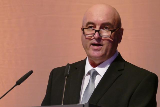 Bernhard Halter will Oberbürgermeister werden