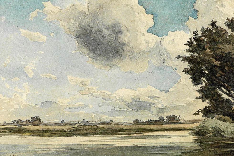 Die Kunsthalle Karlsruhe präsentiert französische Zeichnungen aus vier Jahrhunderten - Badische Zeitung TICKET