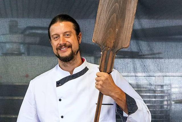 Bäcker Simon Fritz war einst als Geselle auf der Walz