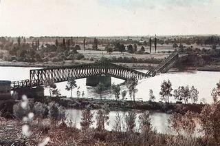 Wie ein Stück der früheren Breisacher Bahnbrücke recycelt wurde