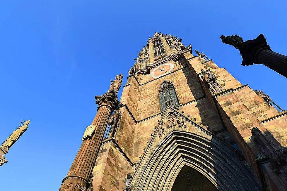 Ab Freitag wird beim Turmfinale die Münstersanierung gefeiert - Badische Zeitung TICKET