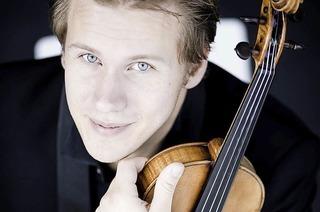 Duoabend mit Geiger Andrej Bielow und Pianistin Andrea Kauten in Schopfheim-Fahrnau