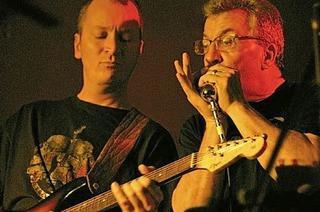 Hochkarätiger Blues im Kulturschiff mit Wally Greany und Band
