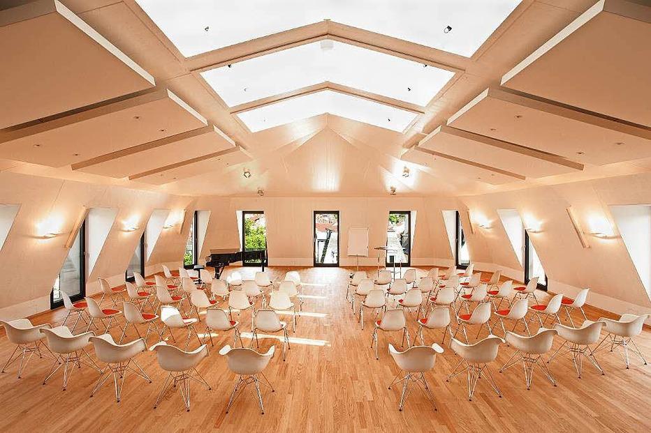 Humboldtsaal im Freiburger Hof - Freiburg