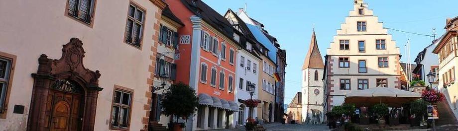 Bürgermeisterwahl in Endingen am 2. Dezember