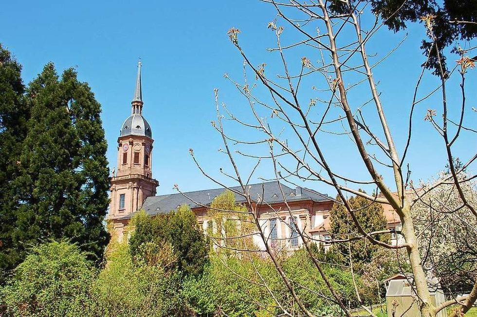 Klosterkirche Mariä Himmelfahrt (Schuttern) - Friesenheim