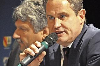 Grüne erneuern Wahlempfehlung für Kandidat Dirk Harscher
