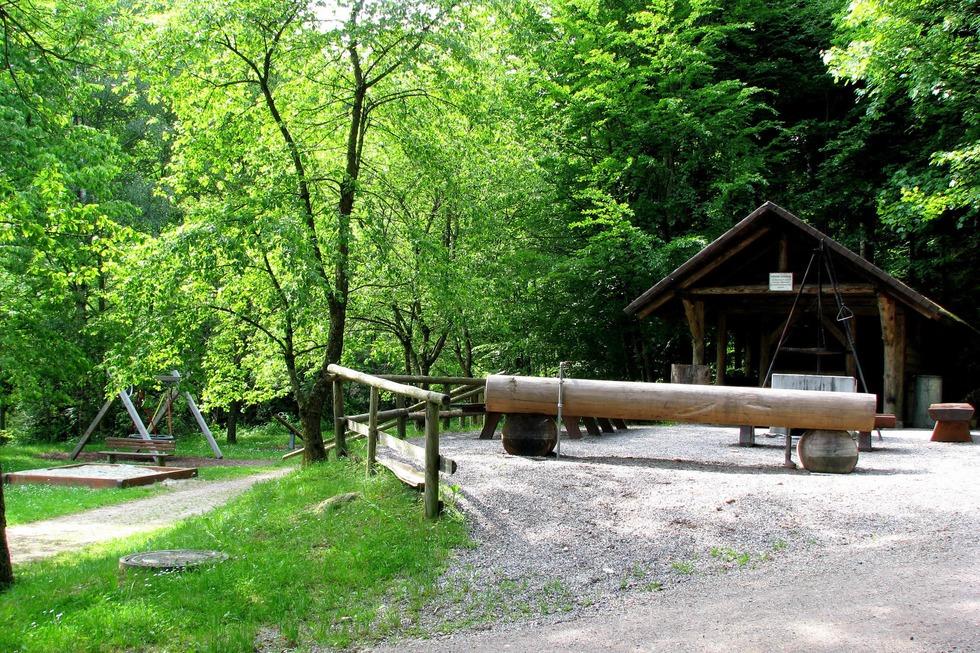 Grillplatz Dobelmatte - Stegen