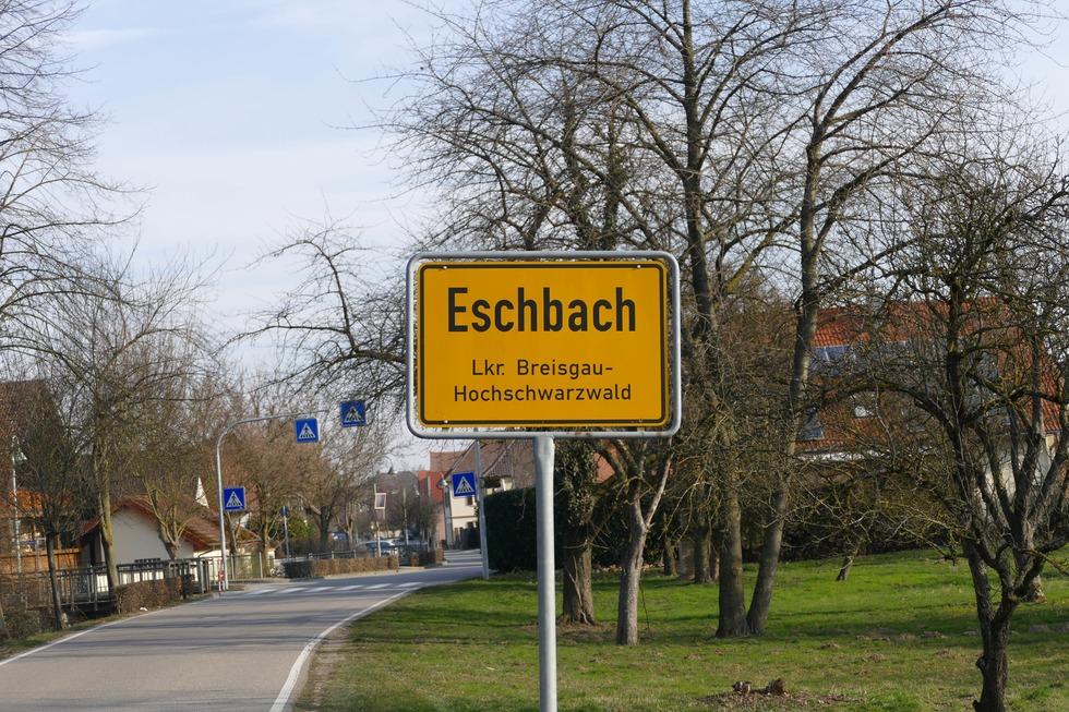 Ortsteil Eschbach - Stegen