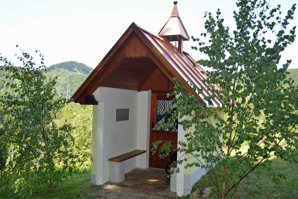Schlangenkapelle (Wittental) - Stegen