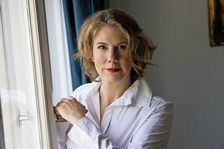 Nina George liest in Kirchzarten