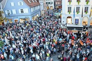 Wahlbeteiligung in Offenburg war höher als offiziell berechnet