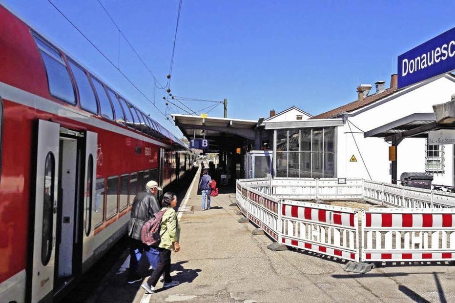 Bahnhof - Donaueschingen