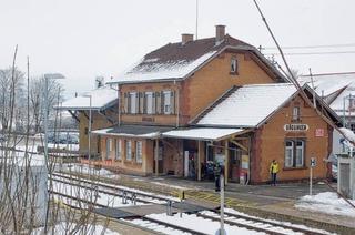 Bahnhof Döggingen