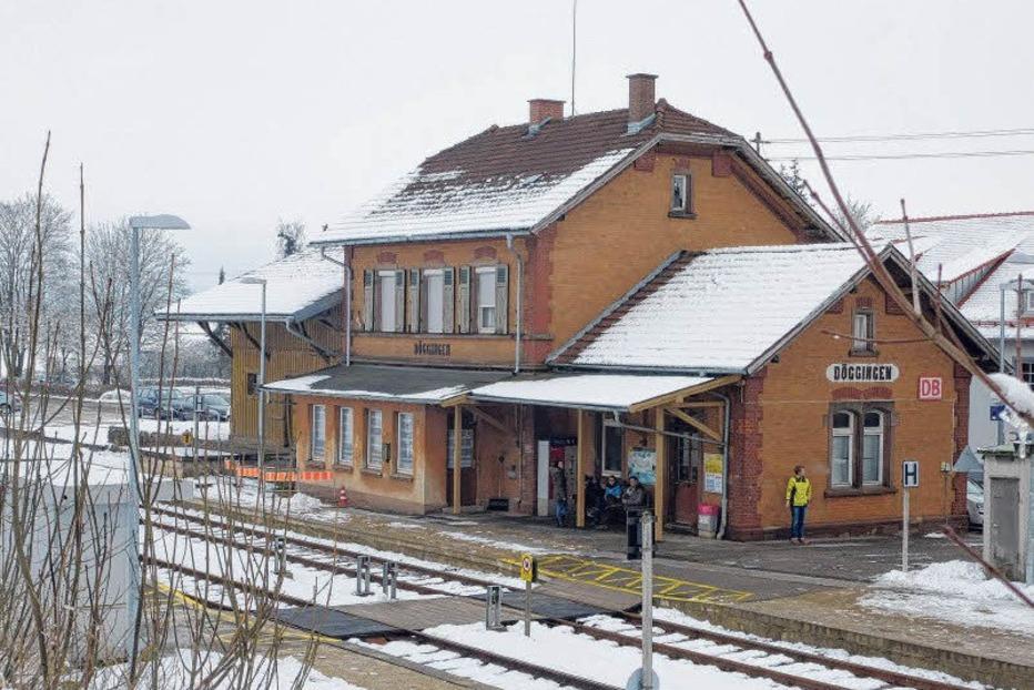 Bahnhof Döggingen - Bräunlingen