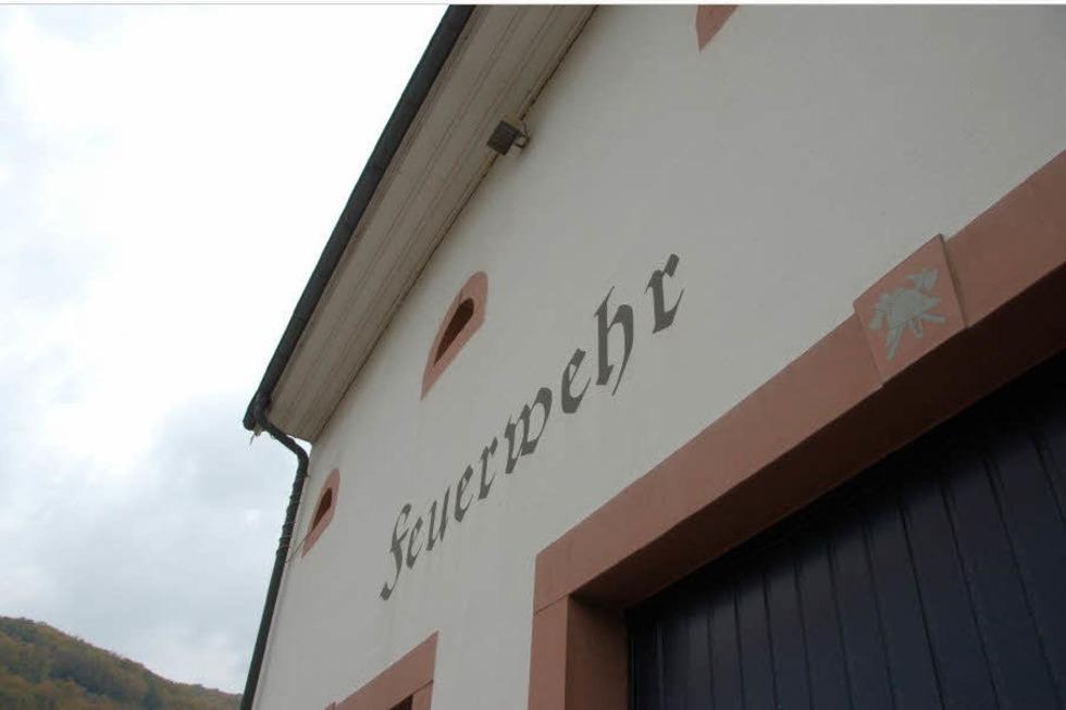 Feuerwehrhaus Degerfelden - Rheinfelden