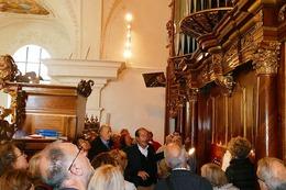 BZ-Leserfahrt zu Orgeln in Südbaden und der Nordschweiz
