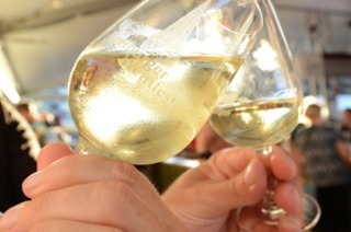 Das Staatsweingut Freiburg feiert die Eröffnung der Vinothek
