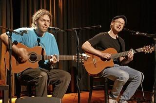 Simon & Jan im Lörracher Nellie Nashorn