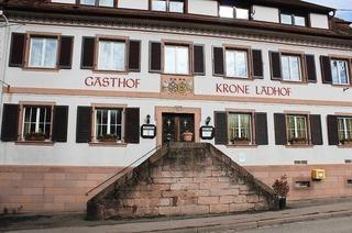 Gasthaus Krone-Ladhof (geschlossen)